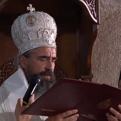 Vladika Metodije: Gradimo mir i podižimo krst ljubavi prvo u sebi