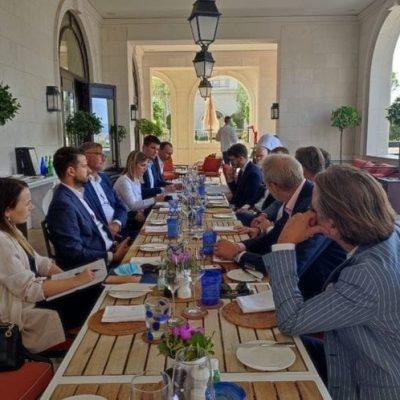 Milatović: Interesovanje investitora iz Njemačke poraslo