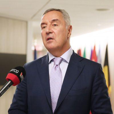 Đukanović: Retrogradne političke ideje prijetnja stabilnosti Zapadnog Balkana