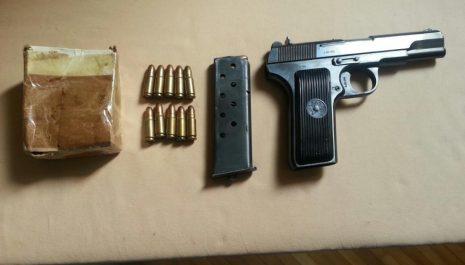 Krivična prijava zbog oružja i municije u ilegalnom posjedu