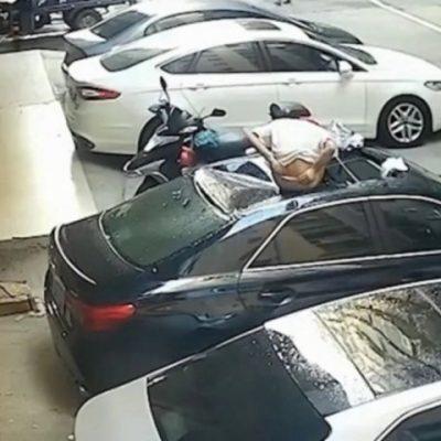 Seks na balkonu zamalo bio koban: Žena pala sa terase tokom intimnog odnosa