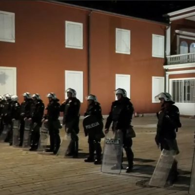Sindikat UP: Policajci radili u skladu sa zakonskim nadležnostima