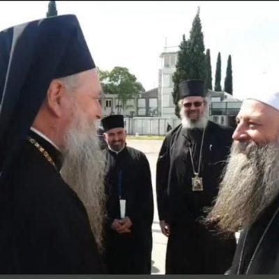 Patrijarh Porfirije: Postoje različiti faktori, i domaći i strani, koji u Crkvi vide neprijatelja za sistem vrednosti po kojima živi moderni čovek