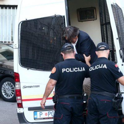 Krstović lično naručio kontejnere, ćerka kontrolisala isporuku