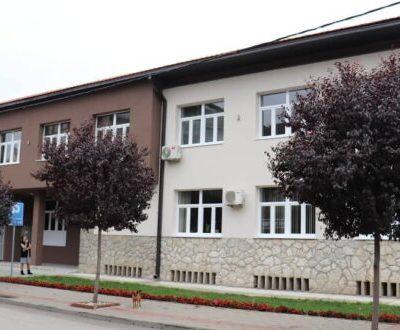 Opština Pljevlja finansirala zamjenu fasade na zgradi Osnovnog suda