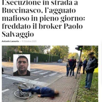 Ubijen saradnik crnogorske mafije