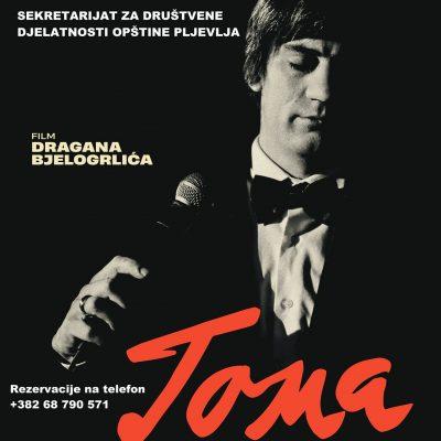 """JU Centar za kulturu Pljevlja: Projekcija filma """"TOMA"""""""