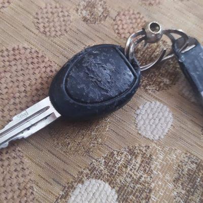 Pronađen ključ od vozila
