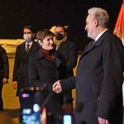 Krivokapić ide u zvaničnu posjetu Srbiji
