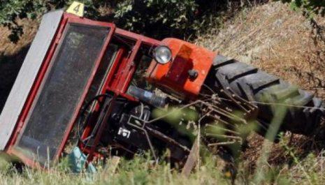 Žabljak: Muškarac nastradao prilikom prevrtanja traktora