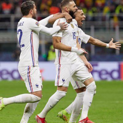 Benzema i Mbape napravili razliku: Francuska osvojila Ligu nacija