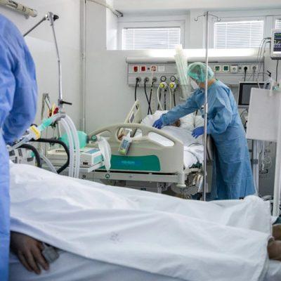 U KCCG u teškom stanju 65 kovid pacijenata