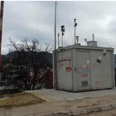 Evidentirana u septembru prekoračenja štetnih materija u vazduhu na mjernom mjestu u Pljevljima