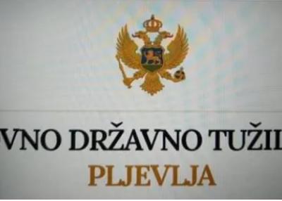 Osnovno državno tužilaštvo u Pljevljima formiralo predmete u vezi falsifikovanja kovid potvrda i verbalnog napada na ljekara Opšte bolnice Pljevlja