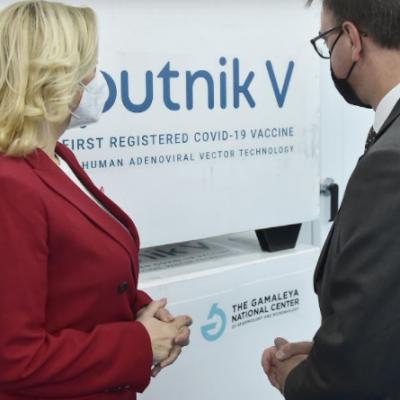 Iako je ministarka JBB najavila, juče nije počelo vakcinisanje Sputnjikom V