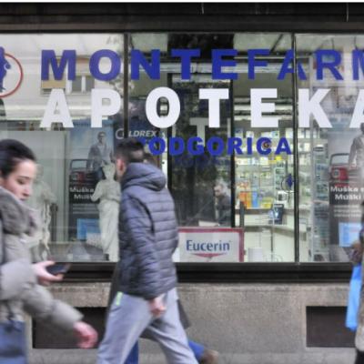 Montefarm (ne)može da nabavi još ljekova