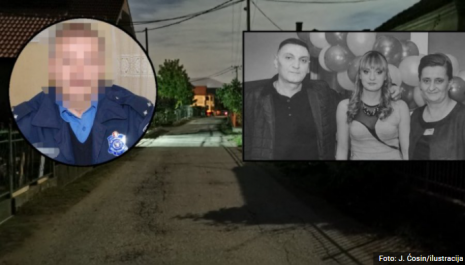 U Moravcu uhapšen osumnjičeni za ubistvo tročlane porodice Đokić