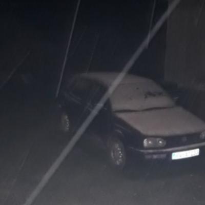 Tokom noći snijeg padao u udaljenim pljevaljskim selima -Fotografija iz Glibaća