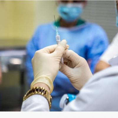 Prvu dozu vakcine primilo 55.5 odsto punoljetnog stanovništva