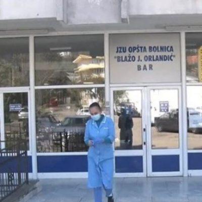 Menadžment bolnice u Baru: Ljekare ne proglašavati krivim unaprijed