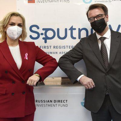U CG stiglo 40.000 doza ruskih vakcina