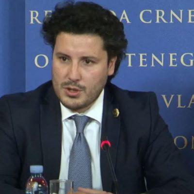 Abazović: Zakon o porijeklu imovine sistemski i nedvosmislen, očekujem podršku 81 poslanika
