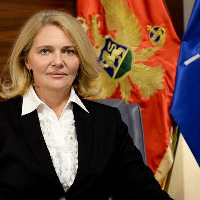Specijalno državno tužilaštvo zatražilo skidanje imuniteta ministarki odbrane Olivere Injac