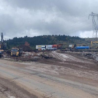 Granični prelaz selo Ranče ostavlja bez puta