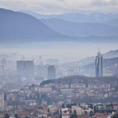 Sarajevo, Zagreb i Beograd među najzagađenijim gradovima svijeta